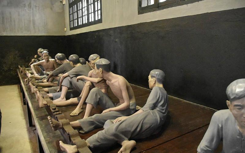 Hỏa Lò Prison Museum, Hanoi, Vietnam