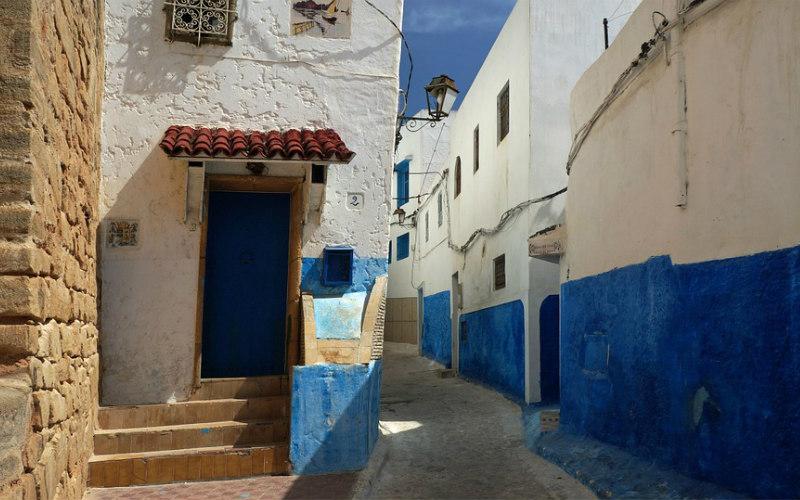 Oudaias Kasbah, Rabat, Morocco