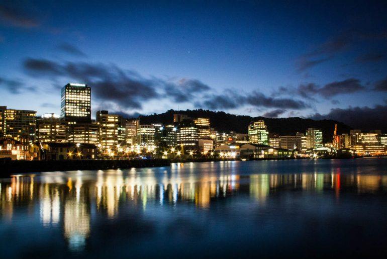 Wellington, New Zealand.