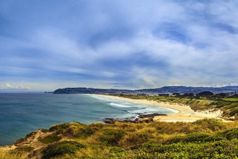 St Clair Beach, Dunedin, New Zealand