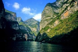 Three Gorges, Yangtze River, China