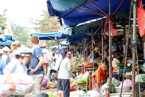 Hoi An Central Market, Hoi An, Vietnam