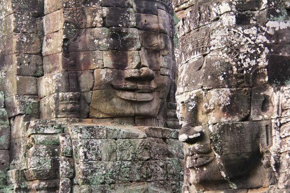 Banyon, Angkor Thom, Cambodia