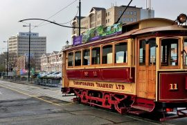 Things To Do Christchurch Tramcar