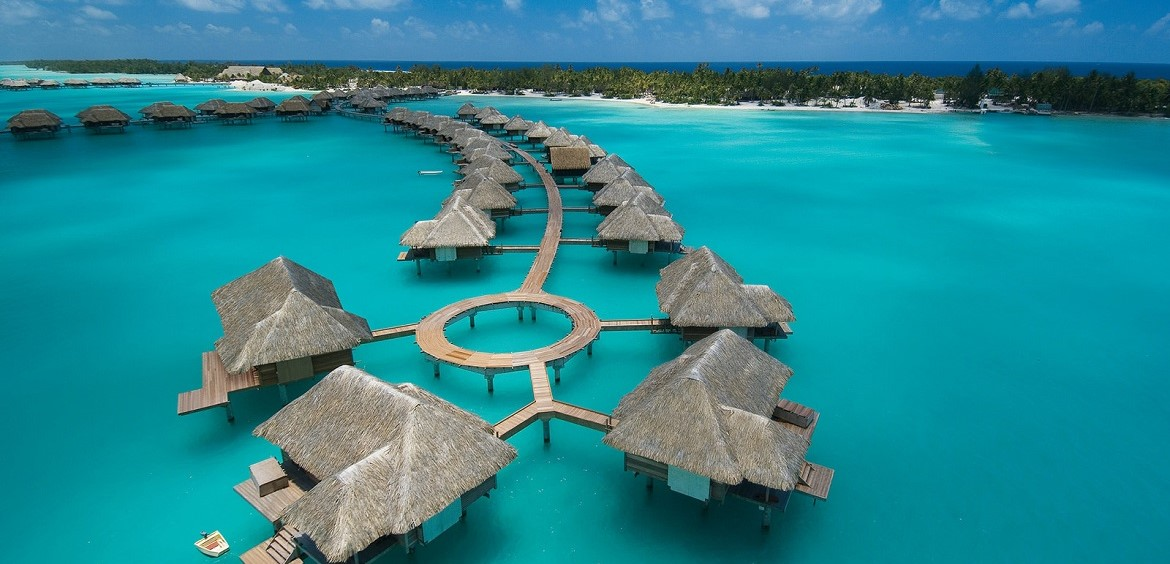Overwater Bungalows And Pacific Resorts South Pacific Islands
