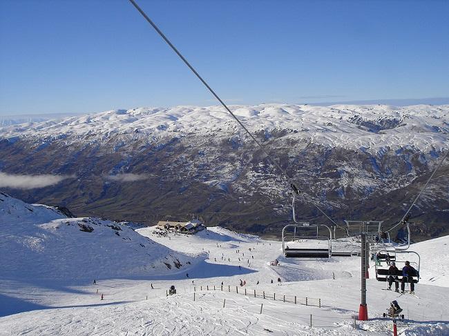 Cardrona Skiing NZ South Island