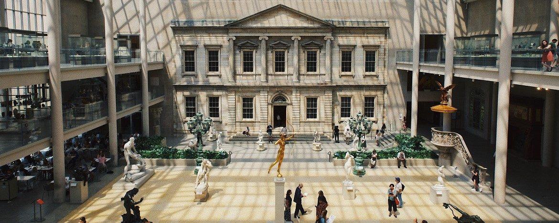 Metropolitan Museum of Art New York Sightseeing Attractions