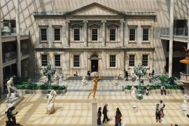 Metropolitan Museum of Art New York Sightseeing Attractions