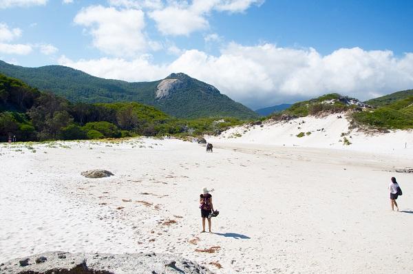Squeaky Beach Victoria Wilsons Promontory