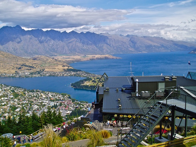 Bob's Peak Queenstown New Zealand