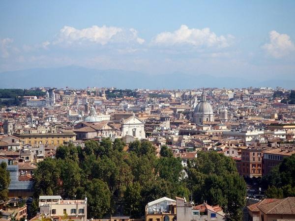 Janiculum-Gianicolo-View-Rome