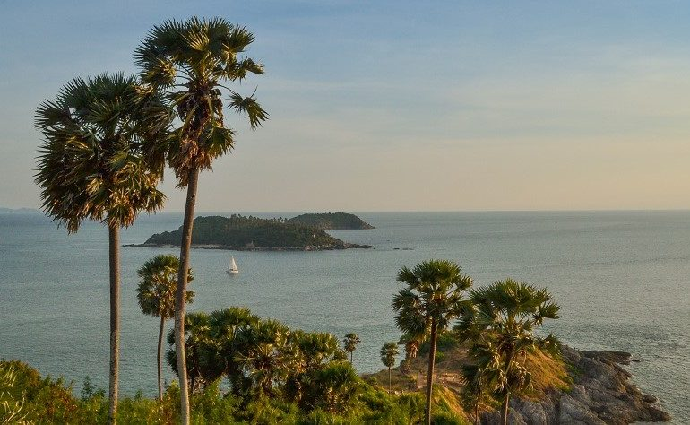 Resort-Destinations-Thailand-Peninsula-Water-View-Sunset