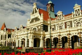 Exterior-Dunedin-Railway-Station-Weekend-Itinerary-Things-To-See