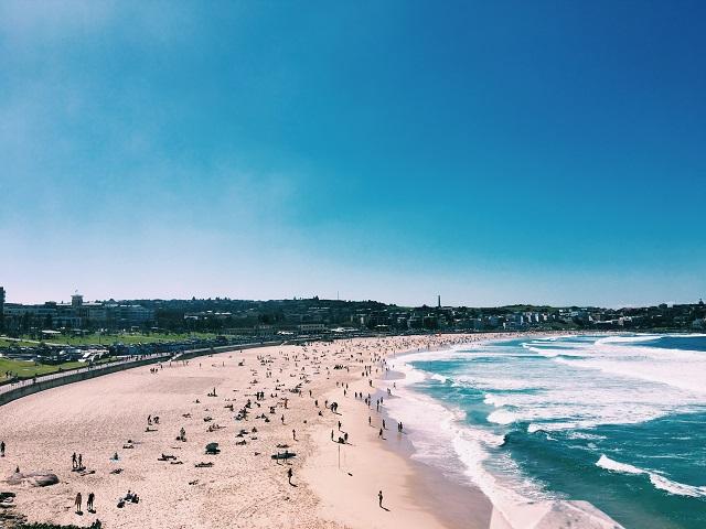 View-Bondi-Beach-Sydney-Beaches-Free-Things-To-Do