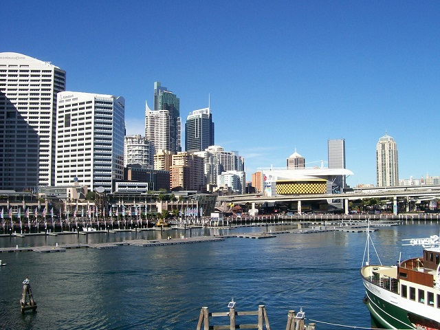 View-Darling-Harbour-Sydney-Free-Things-To-Do