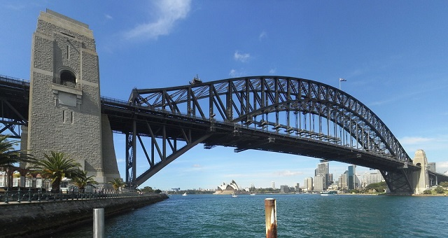 Milsons-Point-View-Sydney-Harbour-Bridge-Free-Things-To-Do