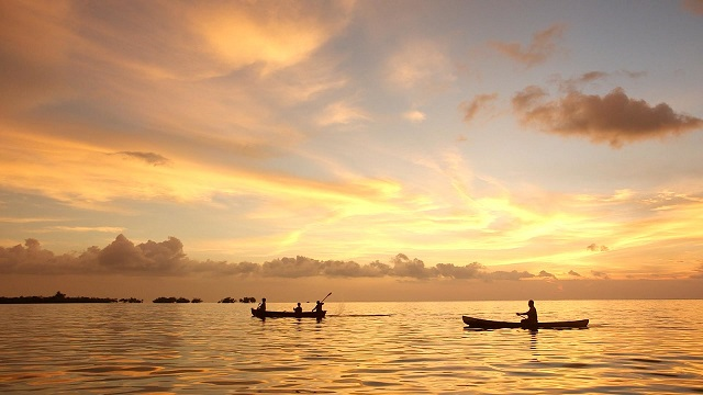 Sunset-Fishing-Solomon-Islands-South-Pacific-Island-Guide