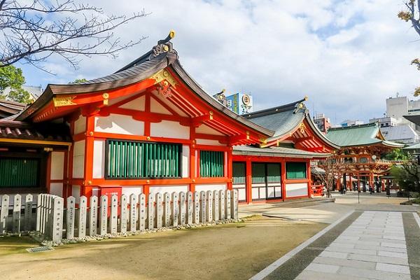 Kobe-Temple-Japan