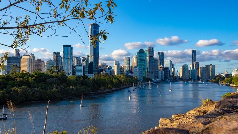 Brisbane-City-River-Queensland