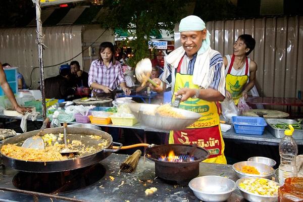 Phuket-Street-Food-Market-Wok