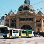 Tram-Transport-Flinders-Street-Station-Melbourne