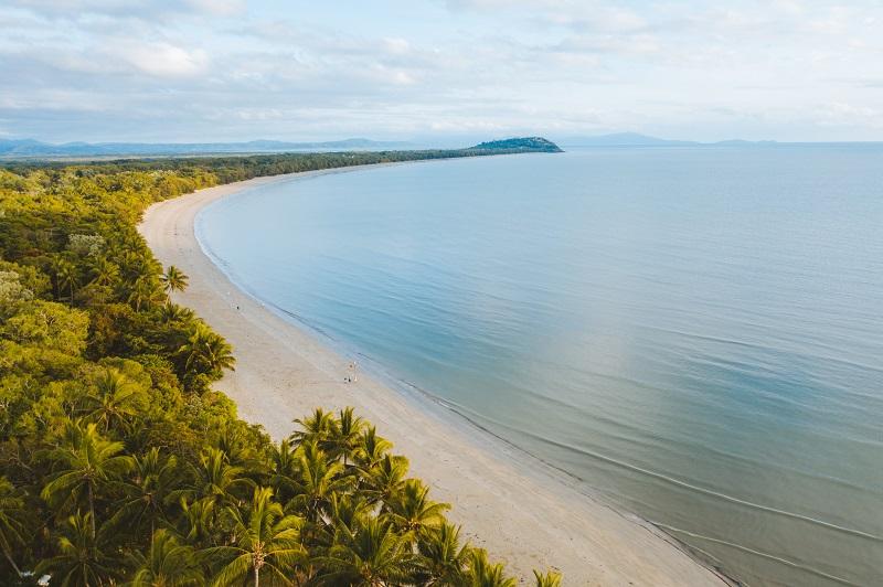 Four Mile Beach Queensland