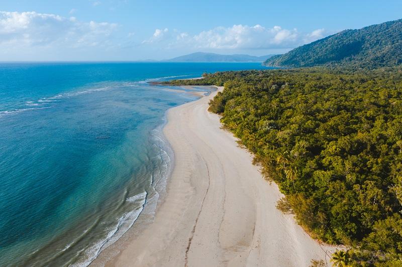 Myall Beach Queensland