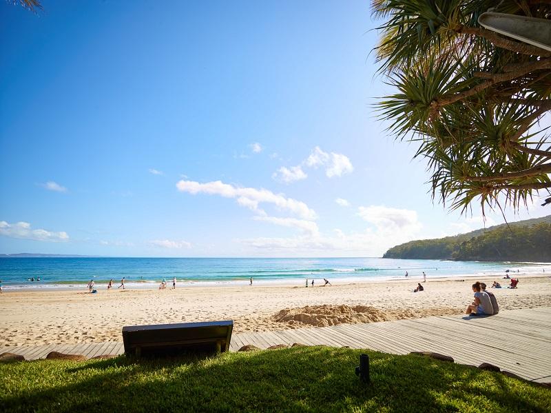 Noosa Main Beach Sunshine Coast